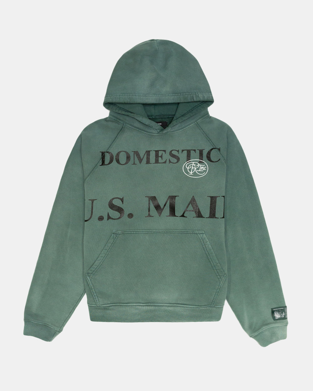 Reese Cooper - Domestic Mail Aged Hoodie (Olive)