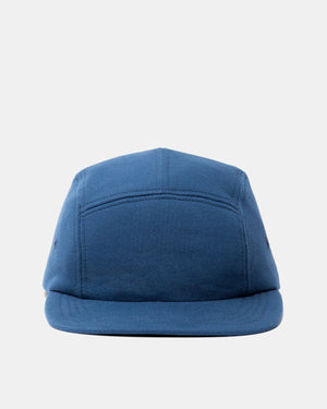Reigning Champ - 5 Panel Hat (Court Blue | Midweight Terry)