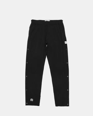 Reigning Champ - Tear Away Pant (Black | Stretch Nylon)