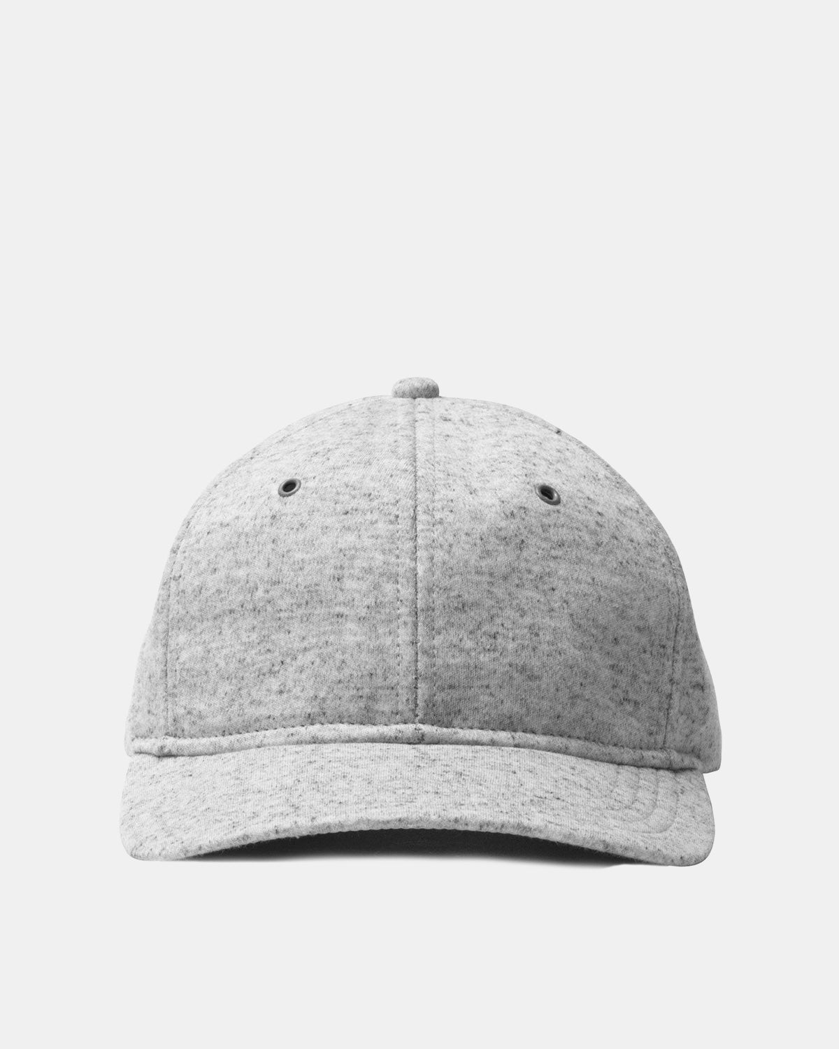 Reigning Champ - 6 Panel Hat (Sky Grey | Bonded Interlock)