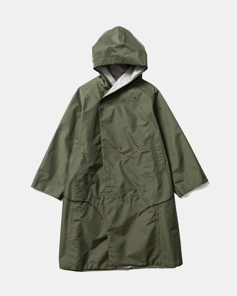 Three Layer Robe (Olive)