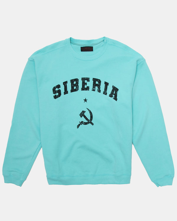 Siberia Blood Crewneck (Mint)