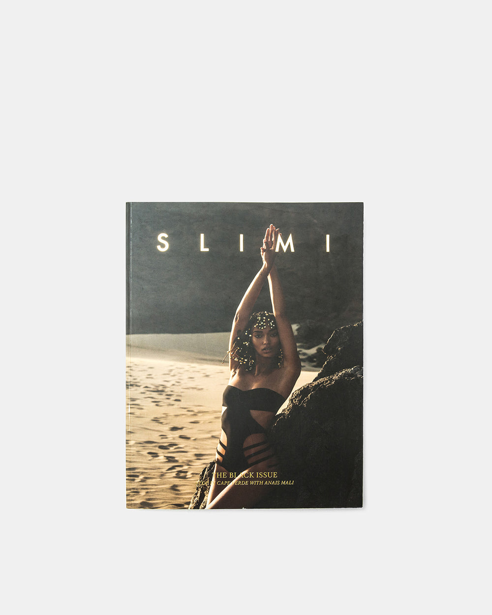 Slimi Magazine - Issue 4 'Anais Mali'