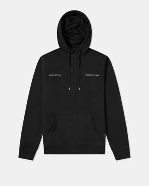 Soulland - Soulland Meets Playboy February Hoodie (Black)