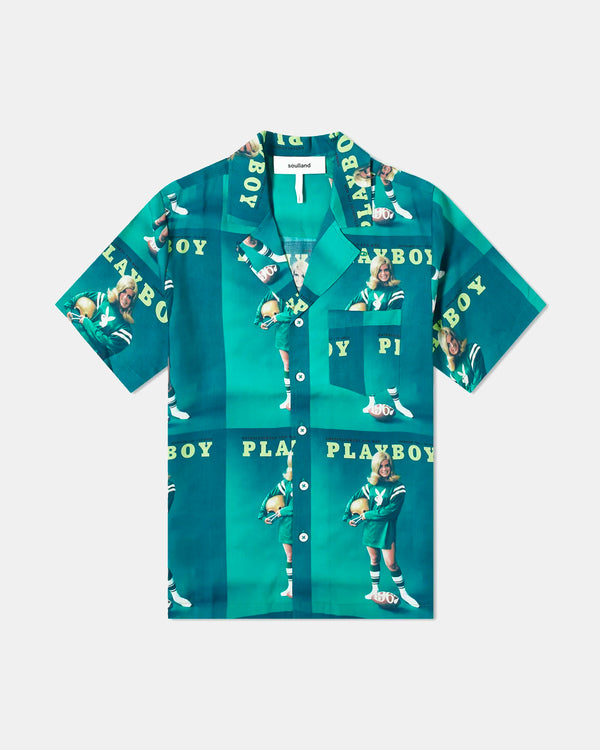 Orson Playboy Shirt (Green)