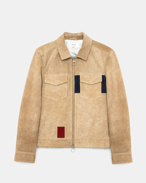 Soulland - Allen Jacket (Light Camel)