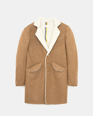 Soulland - Bart Coat (Beige)