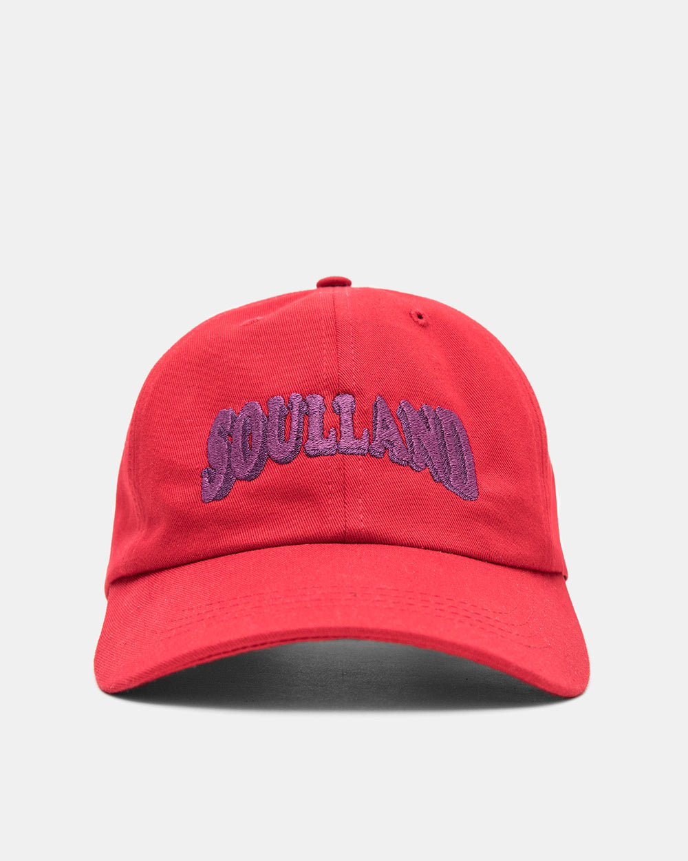 Soulland - Dad Cap (Red)