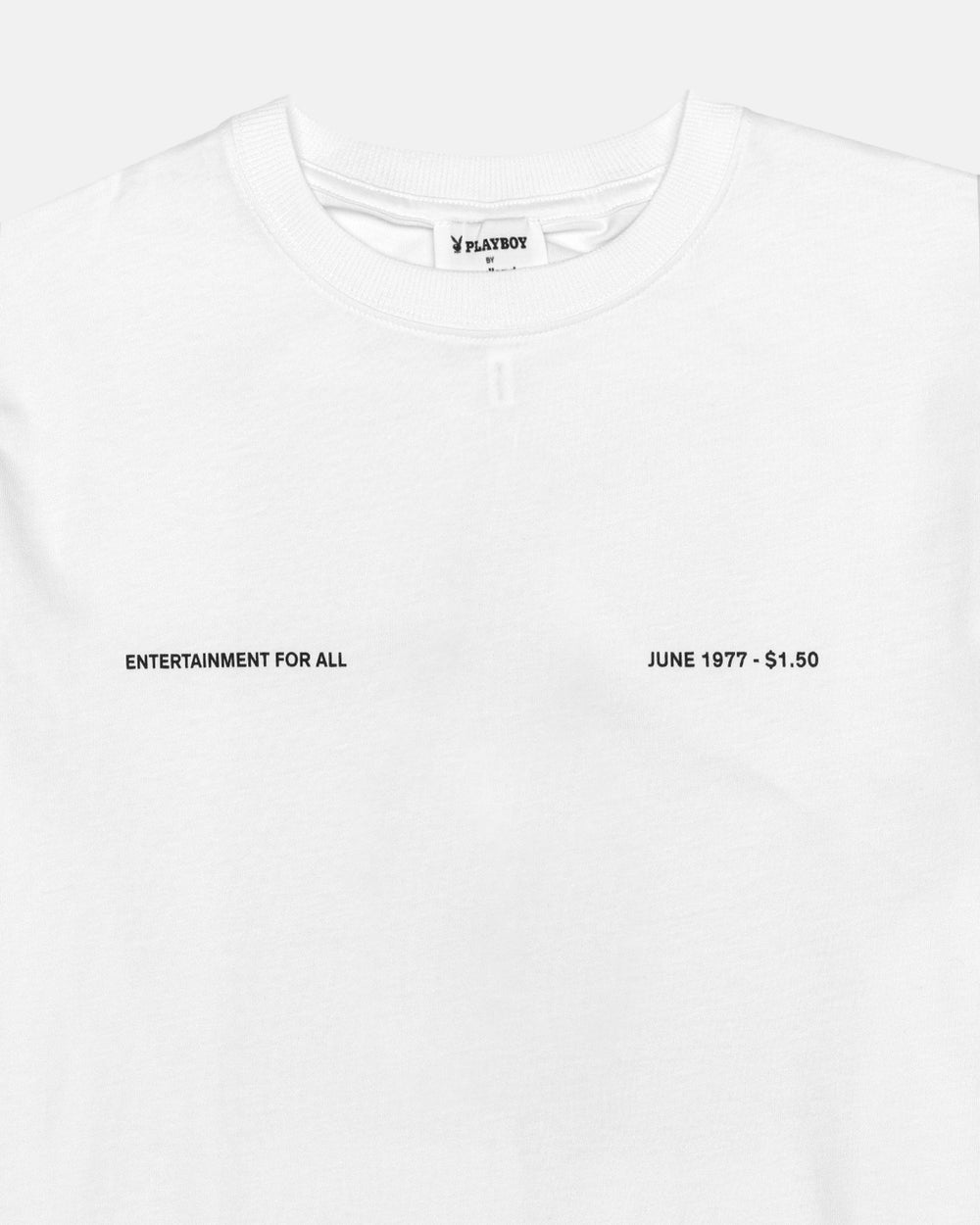 Soulland - Soulland Meets Playboy Monthly Tee June (White)