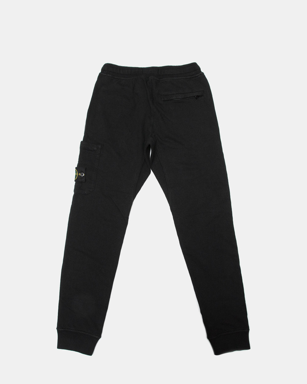 Stone Island - 60340 Fleece Sweatpants (Black)