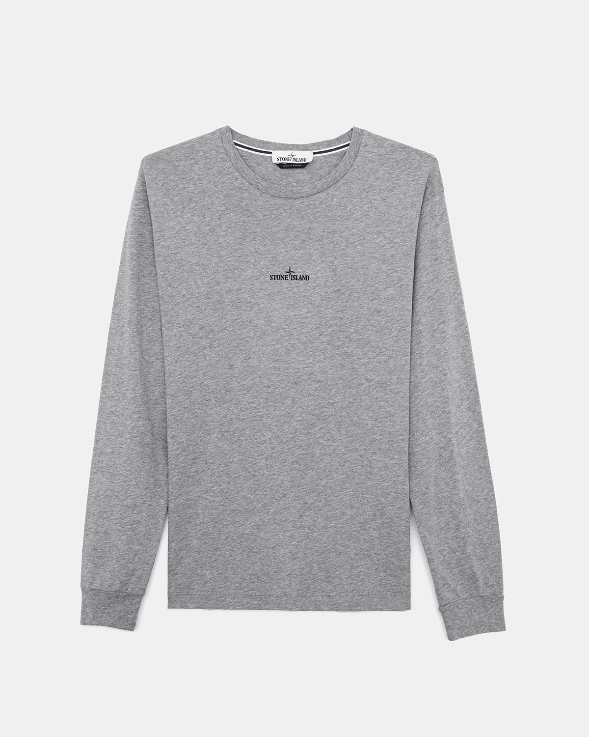 Stone Island - Long Sleeve Stoney Logo Tee (Dust)