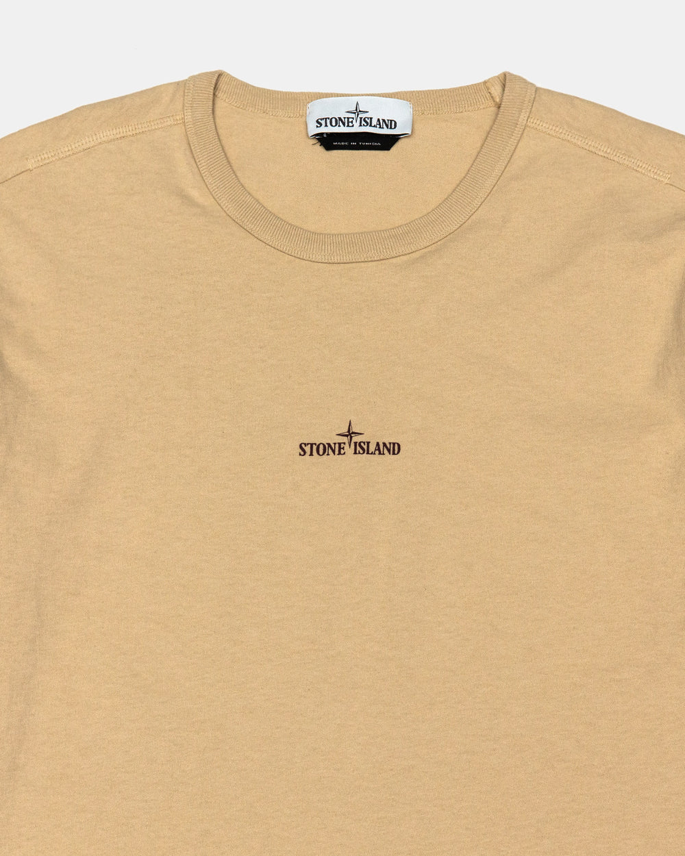 Stone Island - 23380 'Graphic One' Tee (Natural Beige)