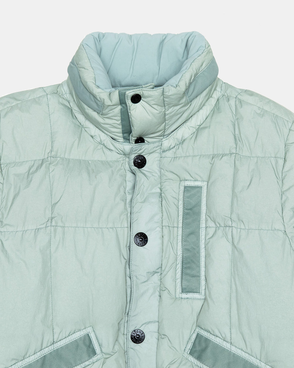 Stone Island - 40123 Garment Dyed Crinkle Reps NY Down Jacket (Dust)