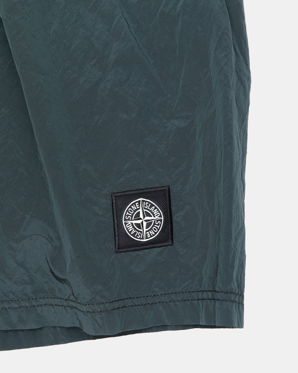 Stone Island - B0943 Nylon Metal Swimming Shorts (Petrol)