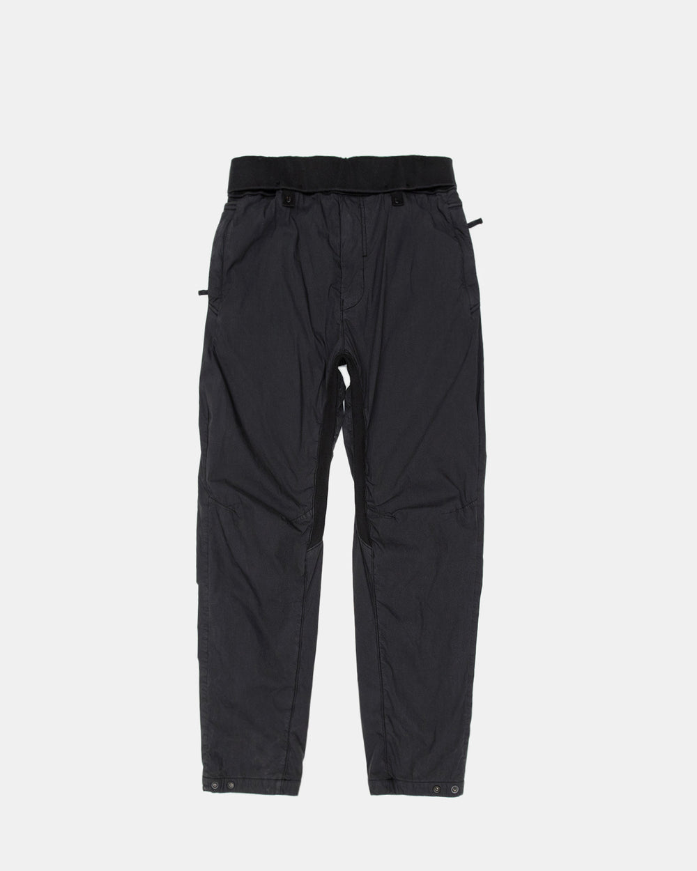 Stone Island - Shadow Project 30105 Extended Wide Pants (Black)
