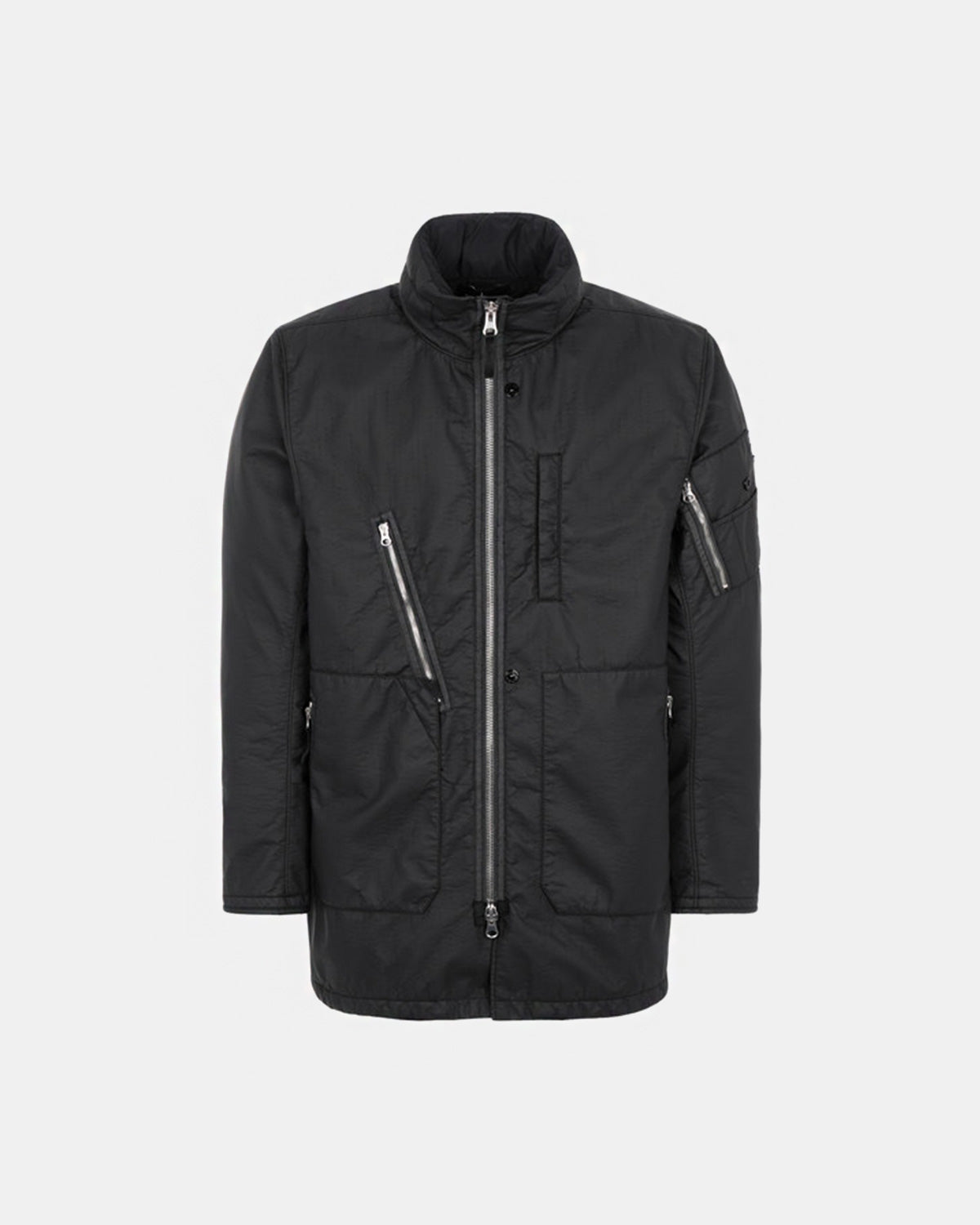 Stone Island - Shadow Project 40904 3/4 Jacket (Black)