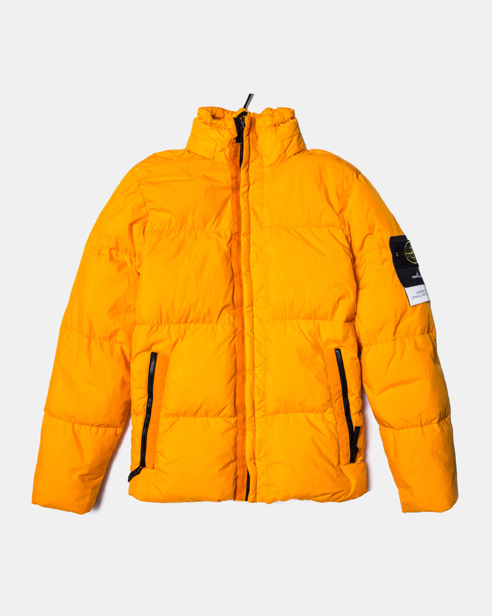 Stone Island - Real Down Blouson (Orange)