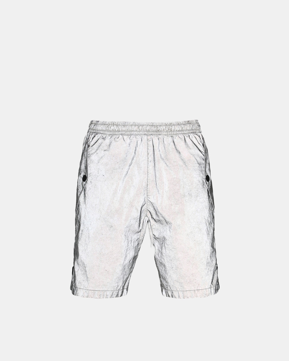 Stone Island - L0299 Plated Reflective Shorts (Dust)