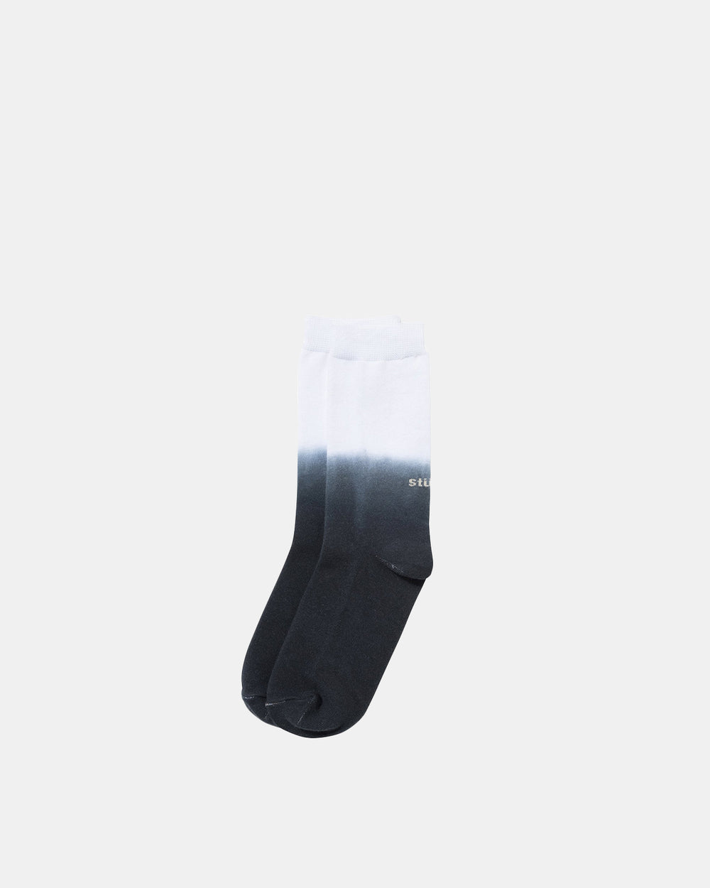 Stussy - Dip Dye Everyday Socks (Black)