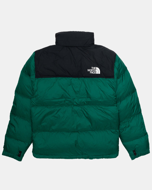 1996 Retro Nuptse Jacket (Evergreen)