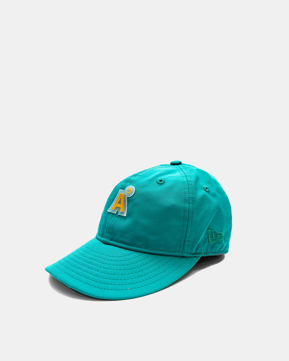 New Era - Atlas° by UBIQ Retro Crown 3 Fit Hat (Atlas° Green)
