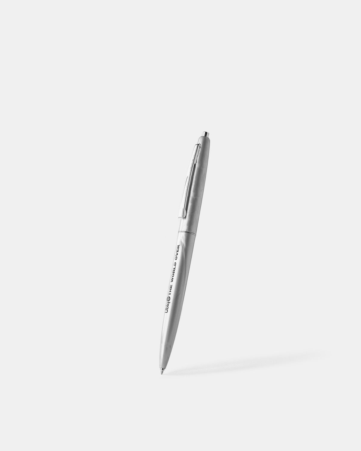 UBIQ - Pen (Metallic Silver)