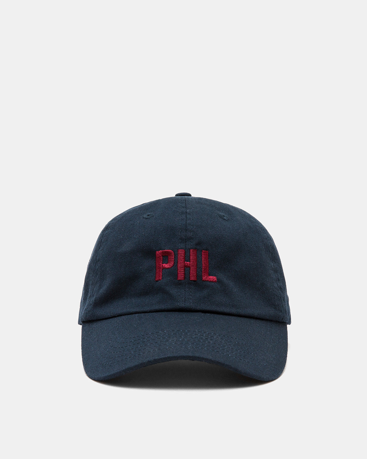 UBIQ - PHL Hat (Navy | Red)