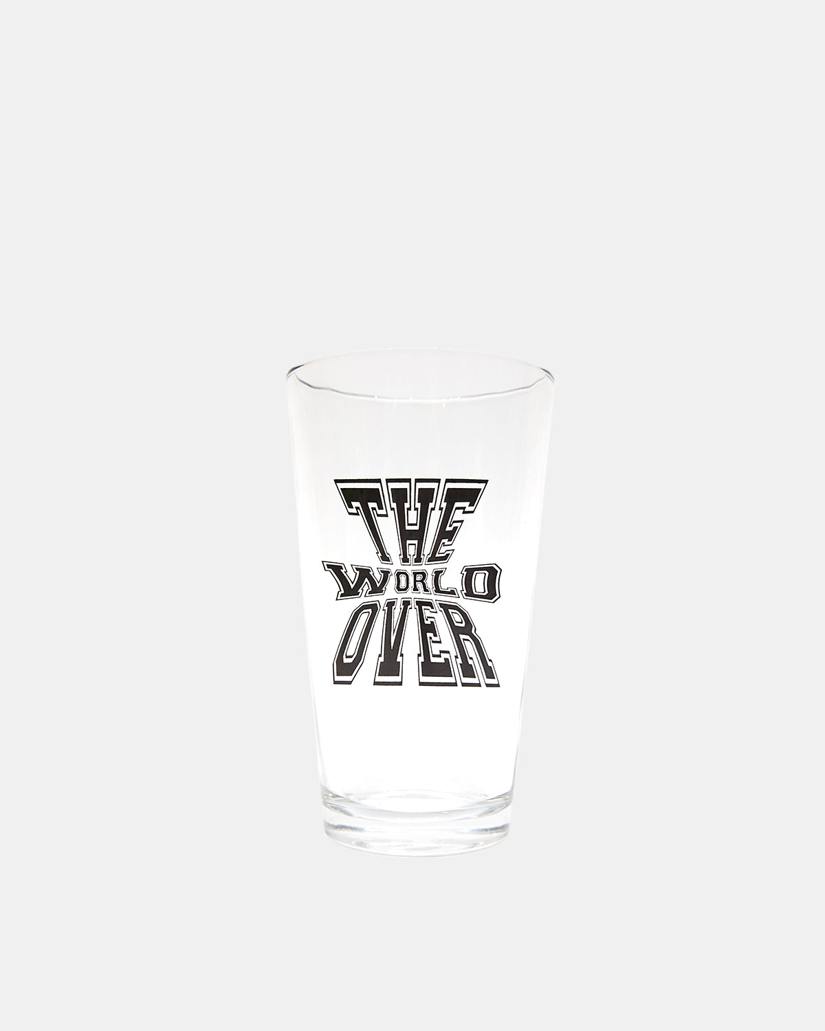 UBIQ - Pub Glass (Clear)