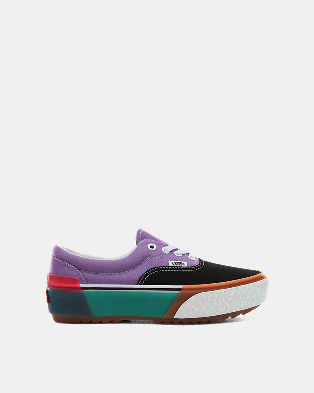 Vans - Grade School Era Stacked (Confetti | Fairy Wren | Sea Green)