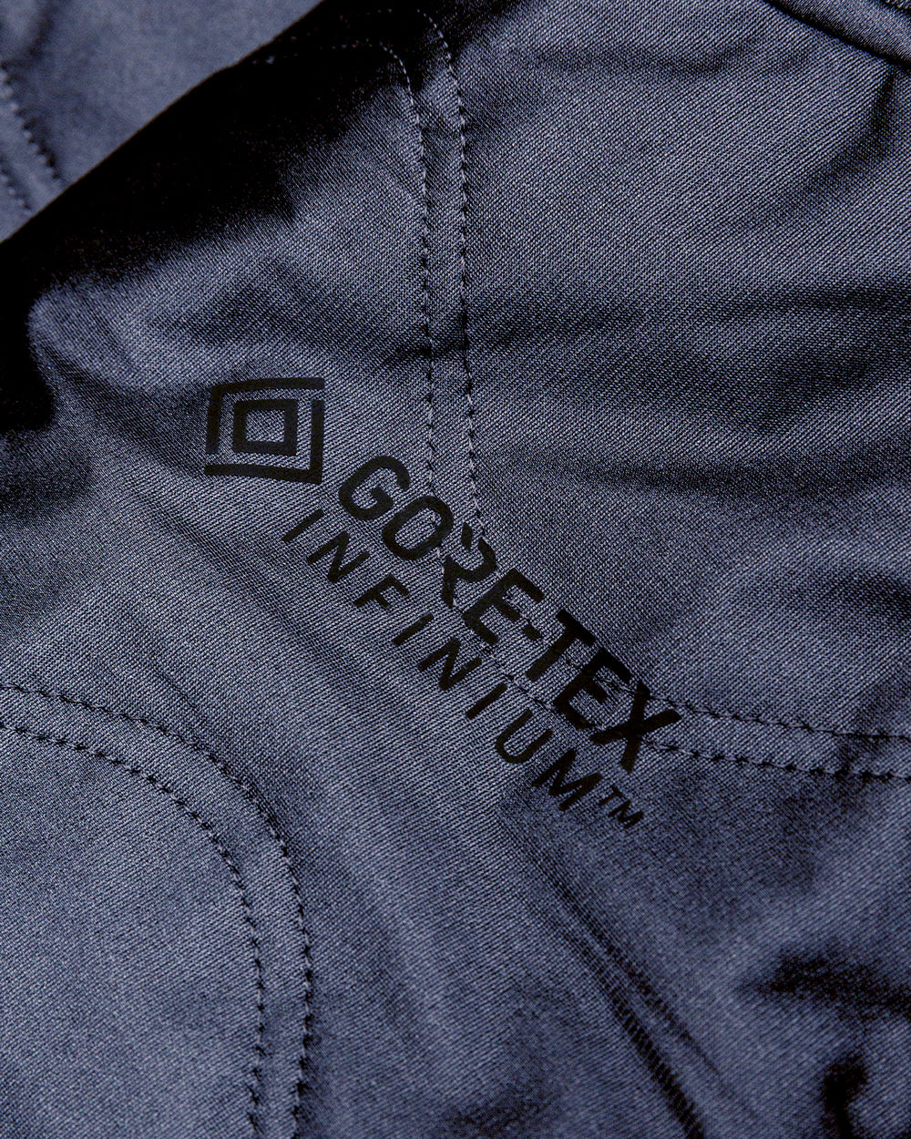 White Mountaineering - Gore-Tex Infinium Primaloft Padded Quilted Jacket (Charcoal)