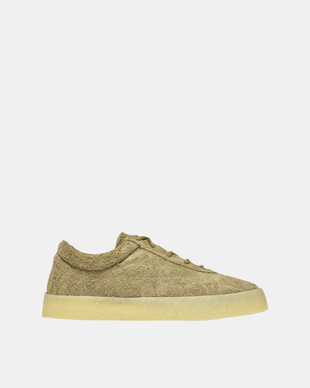 Yeezy - Women's Crepe Shaggy Suede Sneaker (Taupe)
