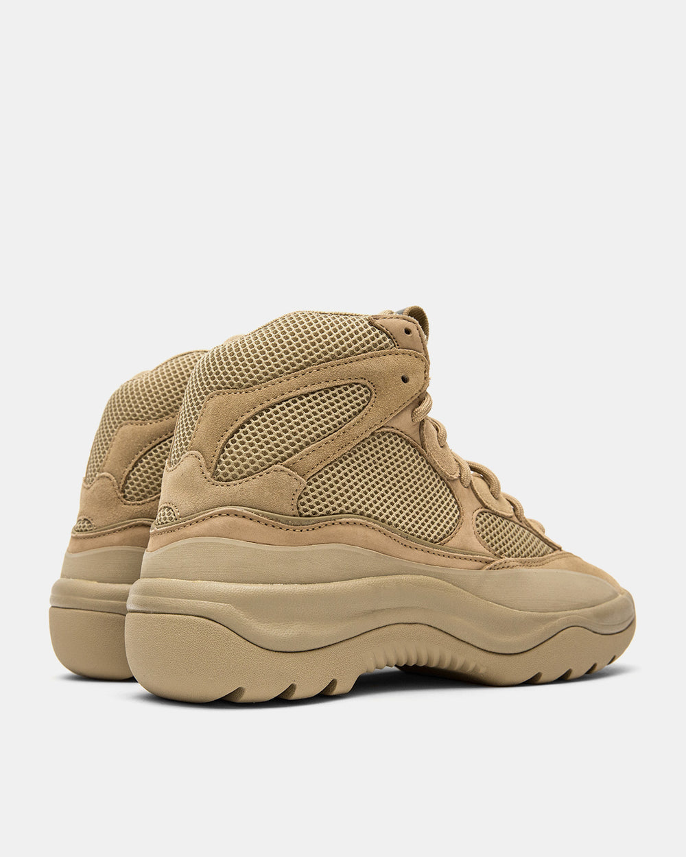 Yeezy - Yeezy Season 6 Thick Suede Desert Boot (Taupe)