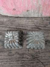 Vintage metal food mould