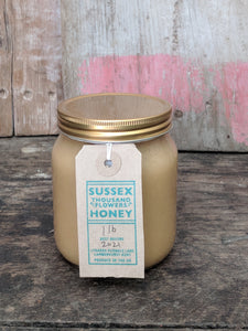 Honey, East Sussex, Kent honey