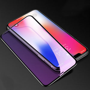 Baseus For iPhone X Screen Protector 0.2mm 9H Tempered Glass For iPhone X 10 Ultra Thin 6D