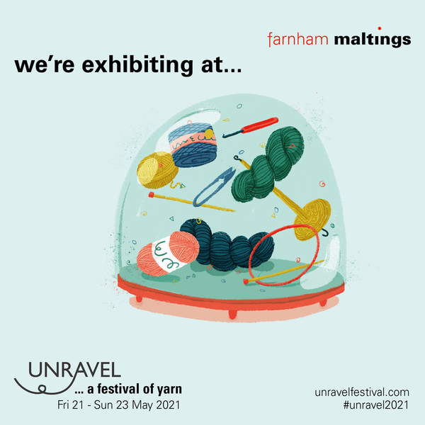 unravel_Farnham maltings_