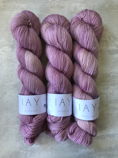 IAY - Alpaca_Silk - Heather