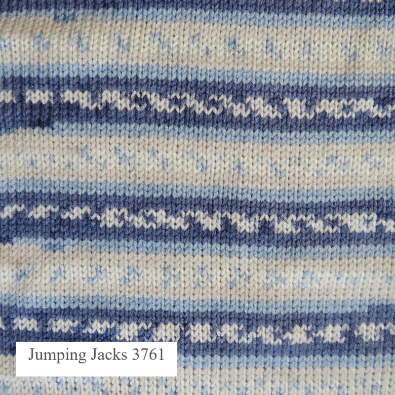 Stylecraft Bambino Print Double Knitting