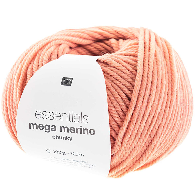 Rico essentials mega merino 004 salmon