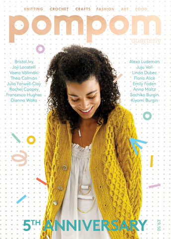 Pom Pom Quarterly - 5th Anniversary Edition