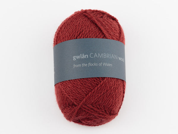 gwlan CAMBRIAN wool - 4 ply