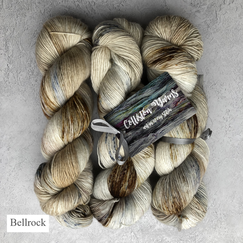 Colliston Yarns - 100% Merino - 4 Ply