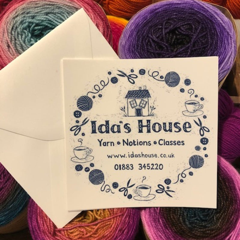 Gift Card Ida's House Surrey