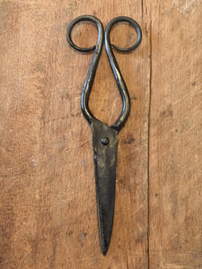 Scissors - Hand Forged Iron