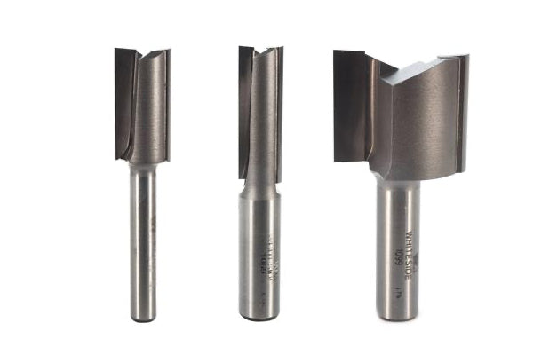 Straight Router Bits