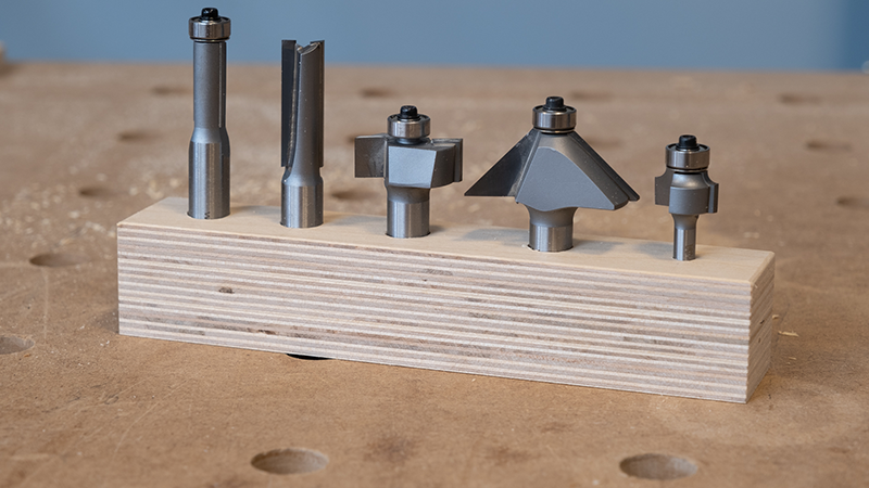 Top 5 favourite Whiteside Router Bits