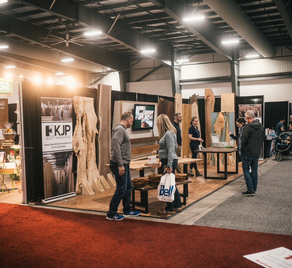 KJP at the Ottawa Fall Home Show