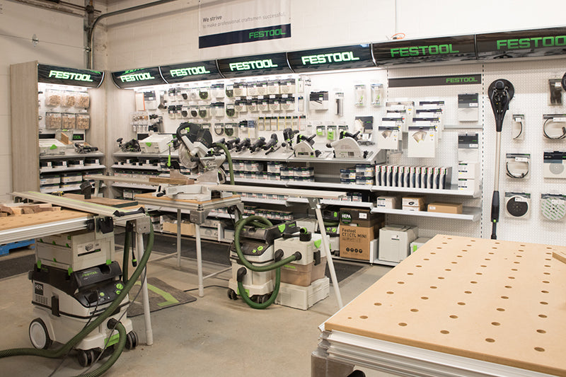 Festool available in Canada