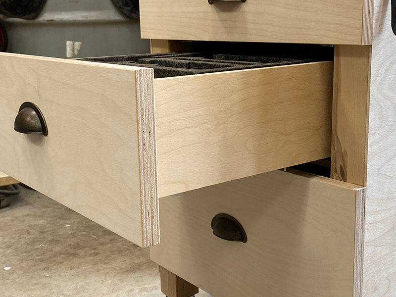 Learn all about drawer slides