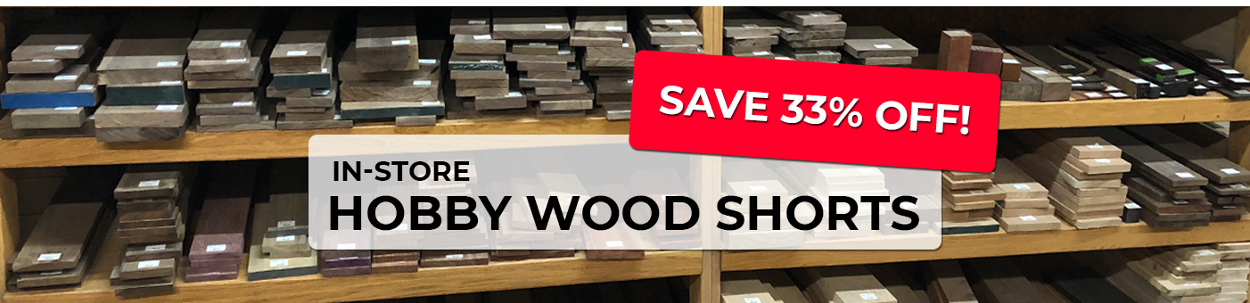Hobby Wood on Special